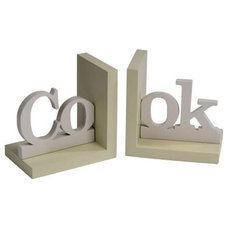 Contemporary Bookends by Bliss Gifts