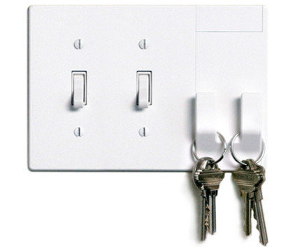 Contemporary Switch Plates And Outlet Covers by Walhub