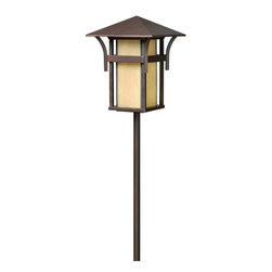 Hinkley Lighting - 1560AR Harbor Pathway Light, Anchor Bronze - Modern Contempo Pathway Light in Anchor Bronze from the Harbor Collection by Hinkley Lighting