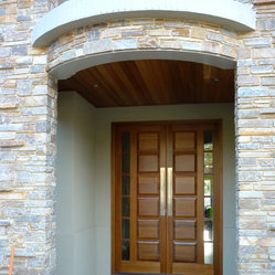 Cedar Timber Entry Doors