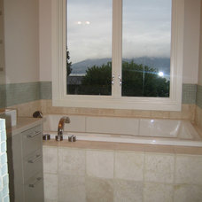 Traditional Bathroom by Marino General Contracting Ltd