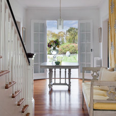 Transitional Hall by Andrew Suvalsky Designs