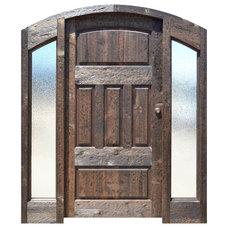 Asian Furniture Custom Entry Doors