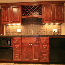 Traditional Kitchen by J Brothers Home Improvement Inc
