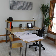Contemporary Desks And Hutches by Mark Moore Design