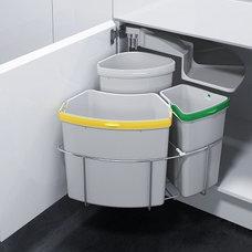 Contemporary Kitchen Trash Cans by Signature Designs Kitchen & Bath