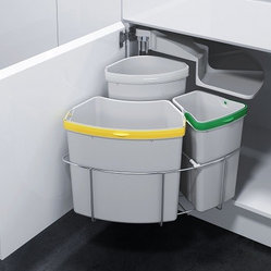 Kitchen Trash Amp Recycling Oko 2 Oeko Waste Center For
