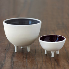 Contemporary Indoor Pots And Planters by Pigeon Toe