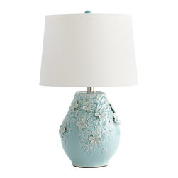 Cyan Design - Cyan Design 05299 Eire 1 Light Table Lamp - Features:
