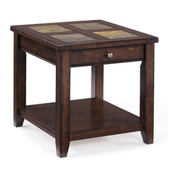 Pomeroy End Table - Living Spaces