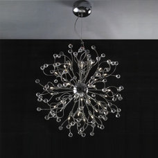 Modern Chandeliers by Brizzo Lighting