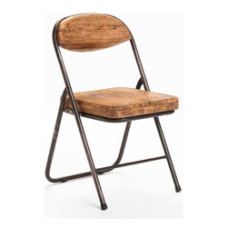 #N/A - Tivoli Dining Chair - Tivoli Dining Chair. Folding dining chair.