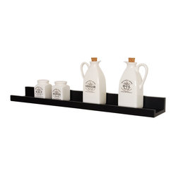 Photo Ledge Picture Display Shelf, 24""