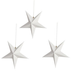 modern holiday decorations by Bodie and Fou