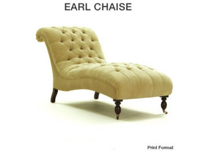 Indoor Chaise Lounge Chairs  Day Beds And Chaises