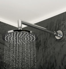 modern showers by LACAVA