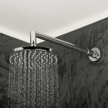 Contemporary Showers by LACAVA