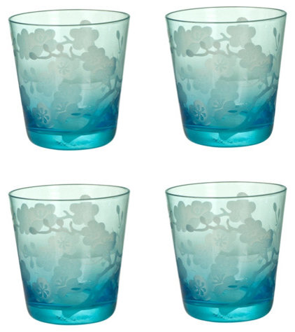 asian everyday glassware by Branca