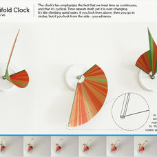 Clocks by Studio Ve