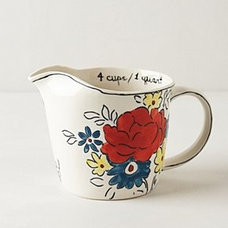 Contemporary Measuring Cups by Anthropologie