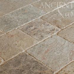 Kronos Antique Stone Floors and Limestone Pavers - Product: Kronos Antique Stone Floors