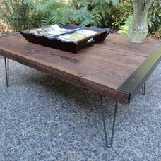 Eclectic Outdoor Coffee Tables by Etsy
