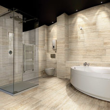 Traditional Wall And Floor Tile by Mediterranea