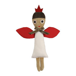Rose Angel Jr. Stuffed Toy