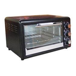 Avanti - .6 Cu Ft Toaster Oven Broiler - - .6 Cu.Ft. Toaster Oven/Broiler