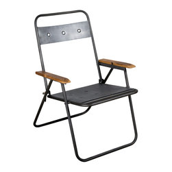 Davey Folding Chair - Product Features: