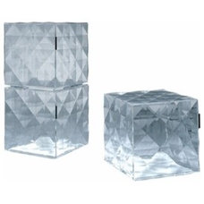 modern ottomans and cubes by YLiving.com
