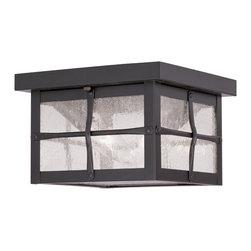 Livex Lighting - Livex Lighting 2688-07 Outdoor Lighting/Outdoor Ceiling Light - Livex Lighting 2688-07 Outdoor Lighting/Outdoor Ceiling Light