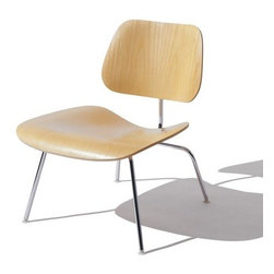 Herman Miller - Herman Miller | Eames® Molded Plywood Lounge Chair with Metal Legs - Design by Charles & Ray Eames, 1946.