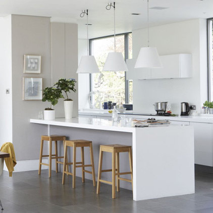 Tips for Designing A Small Kitchen