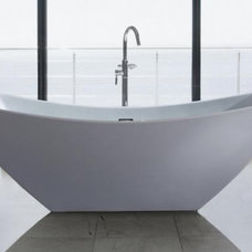 Contemporary  by Hastings Tile & Bath