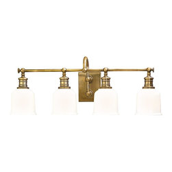 Well Appointed Bath Light - 4 Light -