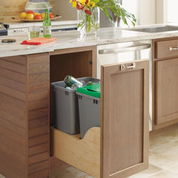 Dynasty Touchless Trash Unit - Hands free operation allows this unit to be open and closed with the tap of your foot.  Clean up just got easier!
