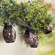 Eclectic Outdoor Lighting by Grandin Road