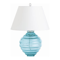 Eliza Lamp, Blue