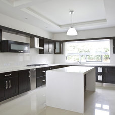 Contemporary Kitchen Cabinetry by Royal Kitchens