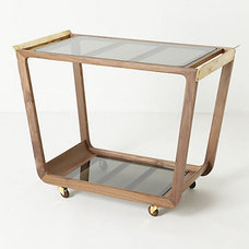 Contemporary Bar Carts by Anthropologie