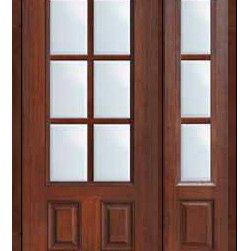 """Prehung Patio Side light Door 80 Fiberglass 3/4 Lite 6 Lite - SKU#MCT08-SDL6_DF34D61-1BrandGlassCraftDoor TypeFrenchManufacturer Collection6 Lite French DoorsDoor ModelDoor MaterialFiberglassWoodgrainVeneerPrice3525Door Size Options32"""" + 14""""[3'-10""""]  $032"""" + 12""""[3'-8""""]  $036"""" + 14""""[4'-2""""]  $036"""" + 12""""[4'-0""""]  $0Core TypeDoor StyleDoor Lite Style3/4 Lite , 6 LiteDoor Panel Style2 PanelHome Style MatchingDoor ConstructionPrehanging OptionsPrehung , ImpactPrehung ConfigurationDoor with One SideliteDoor Thickness (Inches)1.75Glass Thickness (Inches)Glass TypeDouble GlazedGlass CamingGlass FeaturesTempered glassGlass StyleGlass TextureClearGlass ObscurityNo ObscurityDoor FeaturesDoor ApprovalsTCEQ , Wind-load Rated , AMD , NFRC-IG , IRC , NFRC-Safety GlassDoor FinishesDoor AccessoriesWeight (lbs)418Crating Size25"""" (w)x 108"""" (l)x 52"""" (h)Lead TimeSlab Doors: 7 Business DaysPrehung:14 Business DaysPrefinished, PreHung:21 Business DaysWarrantyFive (5) years limited warranty for the Fiberglass FinishThree (3) years limited warranty for MasterGrain Door Panel"""