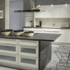 Modern Kitchen Islands And Kitchen Carts by Your German Kitchen in Boston