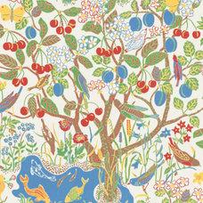Eclectic Wallpaper by Svenskt Tenn