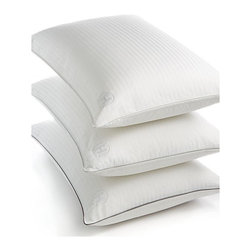 Hotel Collection Down Pillows - A good pillow is worth the investment for a pleasant night's sleep!