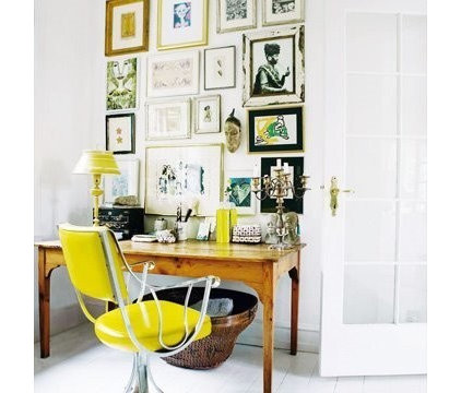 contemporary  Home office inspiration