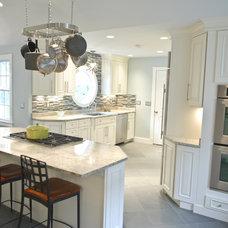 Traditional Kitchen by Norton-O'Brien Design