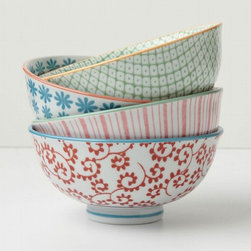 Inside Out Bowl - These catch-all bowls are perfect for holding items such as small candies or matches. Prop them up on a set of books in your bookcase.