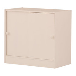 Canwood - Canwood Whistler 2 Door Cupboard in White - Canwood - Kids Dressers - 21331 - The Canwood Whistler Collection 2 Door Cupboard, with its West Coast design techniques, quaint, clean lines and rich wood finish, is designed to complement the Junior Loft bed. Designed with the Canadian Whistler Resort in mind, in beautiful British Columbia, this 2 Door Cupboard boasts an 'outdoorsy' elegance that is sure to complete your tween's bedroom look. With two spacious shelves and easy sliding cupboard doors, there is plenty of room to hide your tween's bulkier items without sacrificing your decor. Lower than a traditional cupboard, it will fit perfectly underneath your Canwood Whistler Junior Loft bed.