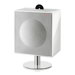 Geneva - Geneva Geneva Wireless Sound System - Model XL - Like the Bugatti Veyron or the city of Versailles, when Geneva made their modern, stylish Model XL iPod/iPhone sound system, they pulled out all the stops. Used in legendary recording studios, and perfect luxury and sophistication for your home, the stylish Model XL comes from the Swiss firm that invented Hi-Fi capabilities for the iPod/iPhone and was given the Rave Award for best new product by Home Theater magazine, the definitive voice on Hi-Fi sound. Within the modern, handcrafted, piano-lacquered wood cabinet are four separate speakers, two 8 subwoofers, six powerful digital amplifiers, iPod/iPhone connectivity dock, FM radio, CD player, and multiple inputs for a PC, DVD, or gaming console (kitchen sink not included). Using a patented technology, the modern Model XL reproduces crisp, crystal clear stereo sound. Do not be surprised if you get a knock on your door from Will.i.am or Dr. Dre asking if they can use your living room to record their next album.